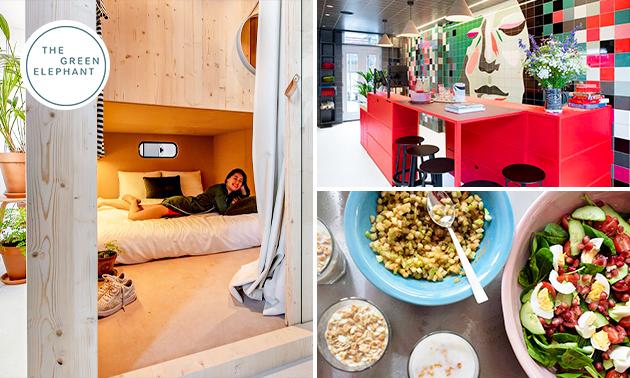 Overnachting voor 2 + entree City Spa in Maastricht