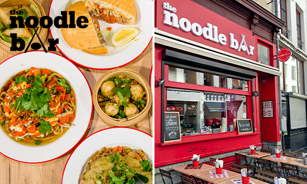 The Noodle Bar