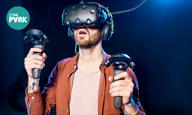 Virtual reality experience (1 uur) bij The Park