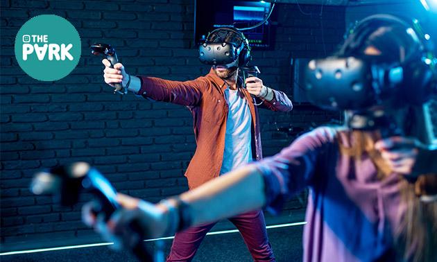 Virtual reality experience (1 uur)