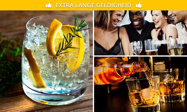 Spirit en cocktail tasting in hartje Hasselt