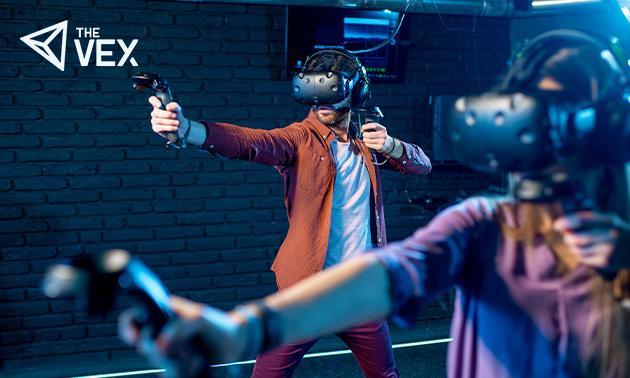 Expérience de réalité virtuelle (1 heure)