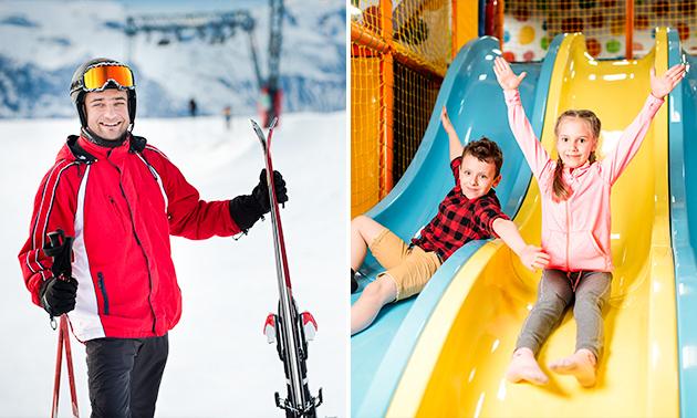 Entree speelparadijs TopFit Ski & Speelcircuit