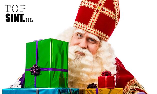 Persoonlijke videoboodschap van Sinterklaas