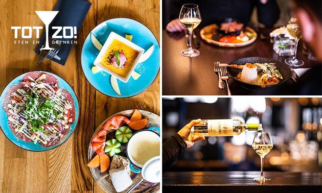 All-You-Can-Eat bij TotZo! Eten & Drinken