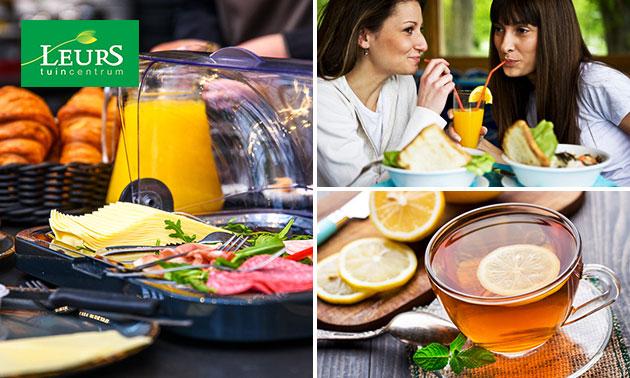 Afhalen: ontbijt/lunchbox + waardebon