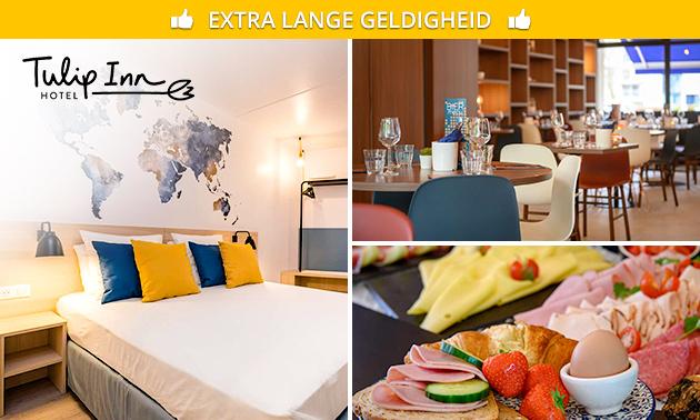 Overnachting + ontbijt voor 2 in Antwerpen