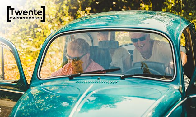 Puzzeltocht met Volkswagen Kever (1,5 uur)