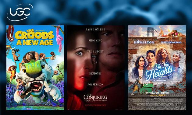 Film naar keuze bij UGC