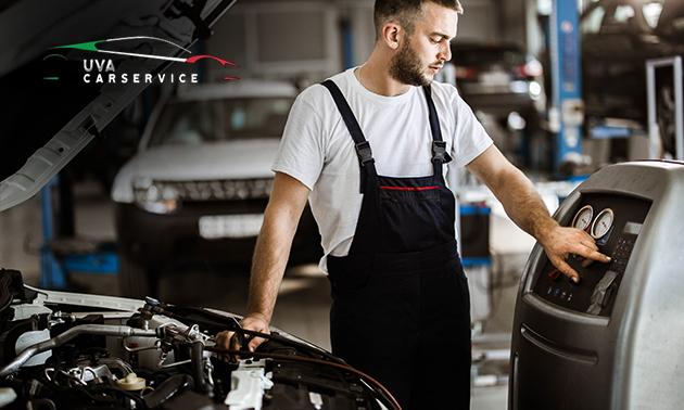 Kleine onderhoudsbeurt voor je auto
