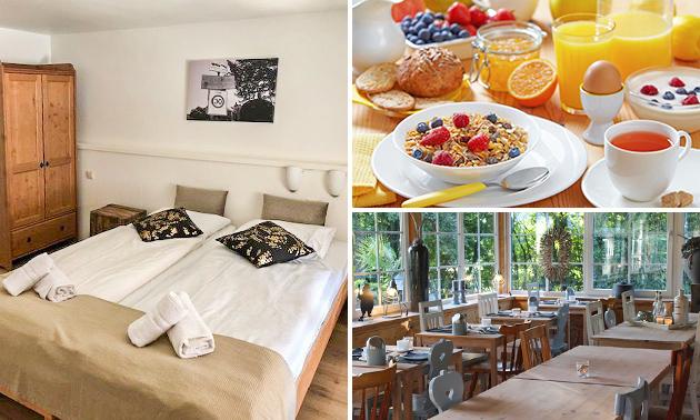 Overnachting + ontbijt in Zuid-Limburg