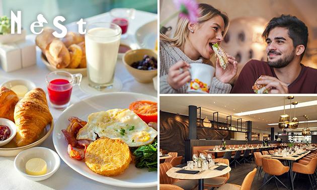 Afhalen: ontbijt, brunch of diner bij Van der Valk Beveren