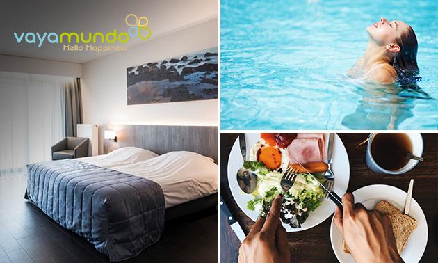 Overnachting voor 2 tot 4 óf 6 bij Vayamundo Oostende