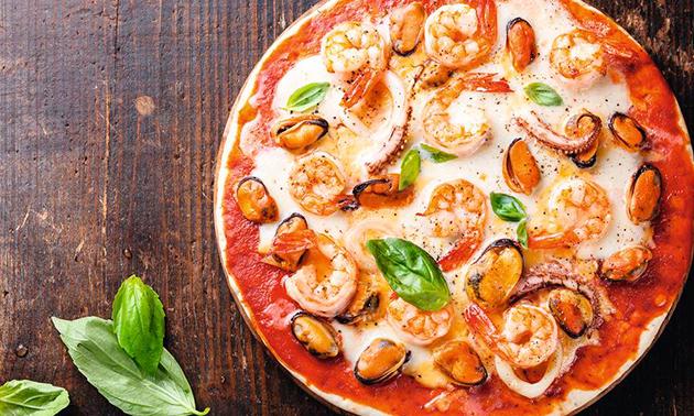 Thuisbezorgd/afhalen: pizza, pasta of biefstuk