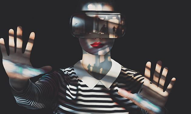 VR experience voor 4 personen (60, 90 of 120 min)