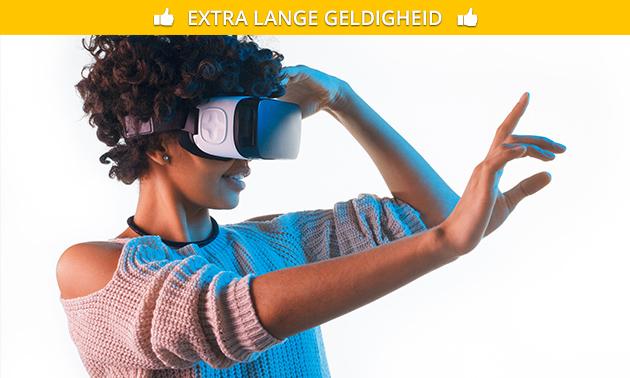 VR-spel naar keuze (45 min)