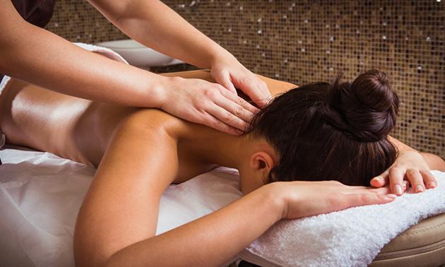 Massage (55 min) of massage-arrangement