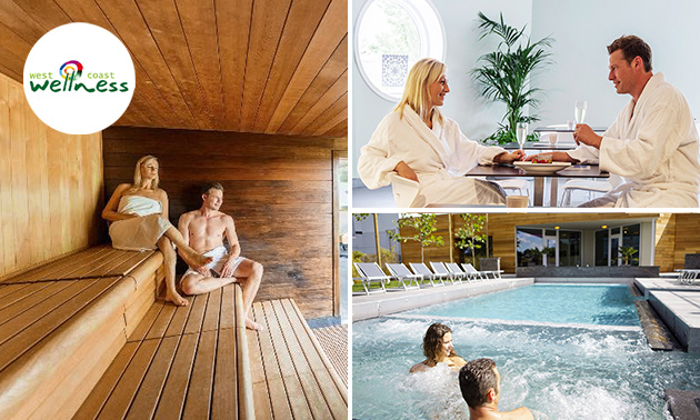 Gehele dag entree tot West Coast Wellness
