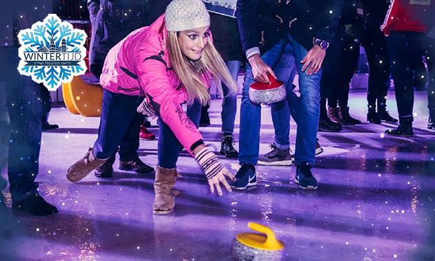 Curling (1 uur) voor 2 tot 8 personen