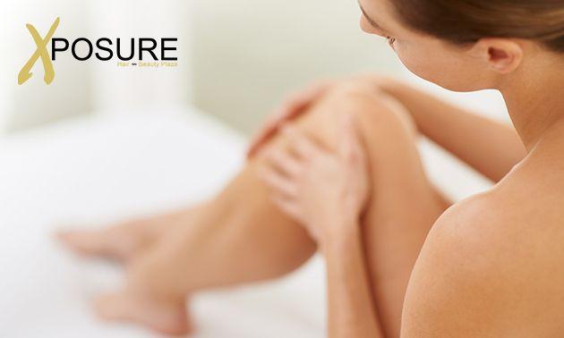 Waxbehandeling naar keuze bij Xposureplaza