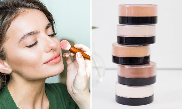 Workshop minerale make-up en kleur (2,5 uur)