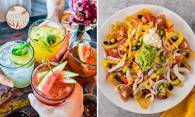2 cocktails naar keuze + nacho's in hartje Ede
