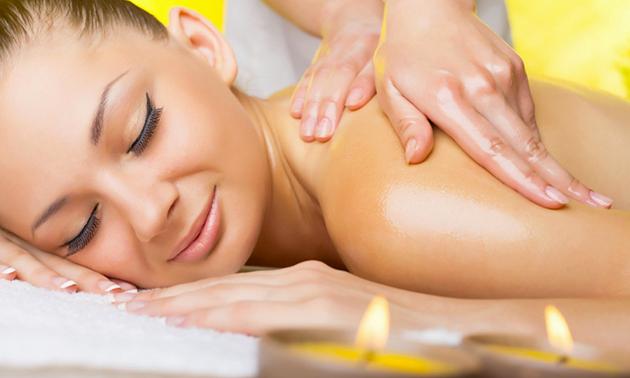 Massage(s) au choix