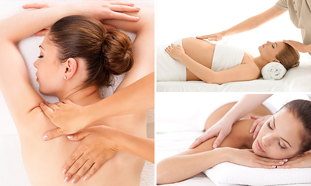 Massage naar keuze (60 min) + waardebon