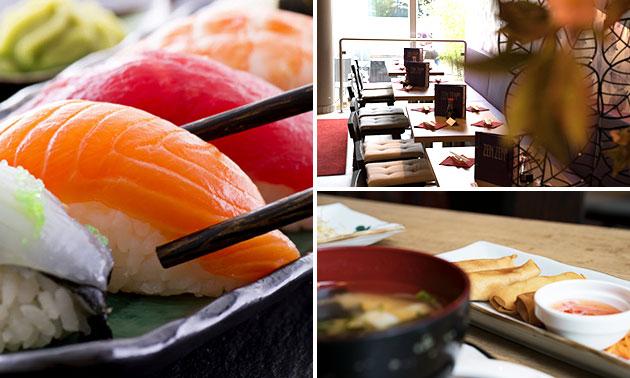 All-You-Can-Eat Sushi + Getränk bei Zen Zen